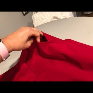 J. Crew Skirts - Red mini
